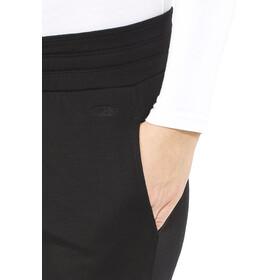 Icebreaker Crush - Pantalon Femme - noir